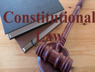Constitutional Law Meaning