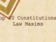 Top 10 Constitutional Law11