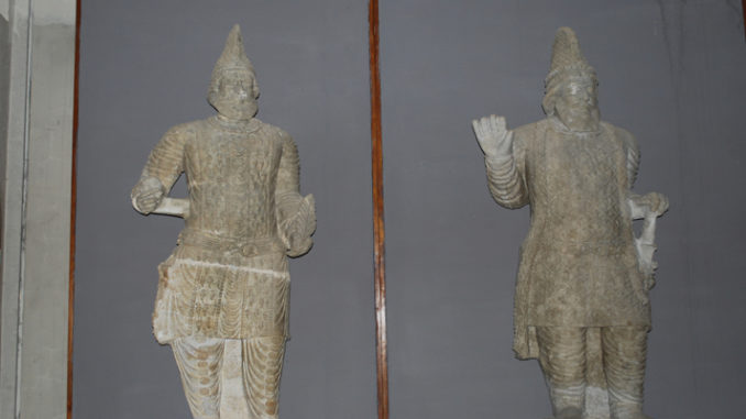 Archaeologists, Law Enforcement on Lookout for Looted Artifacts