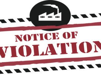 Violation of Law Film Clip